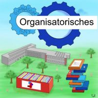 Picktogramm_Organisatorisches